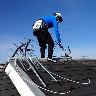 関西・中国・東海エリアのアンテナ修理・アンテナ工事の専門業者 | アンテナドクター by 株式会社PMS